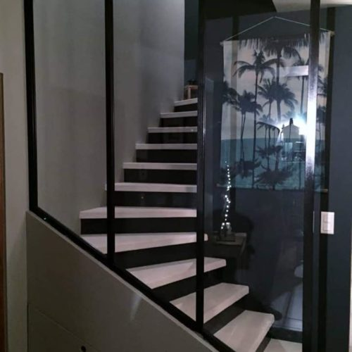 verriere pour montée d'escalier