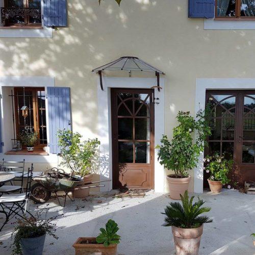 Porte et porte-fenêtre par Ferronnerie Martinelli Vaucluse 84