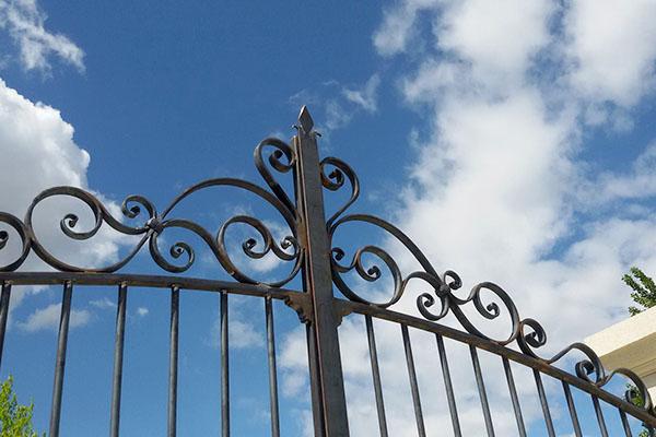 portail martinelli ferronnier vaucluse
